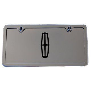 Lincoln MKS MKX MKZ Navigator License Plate Frame Tag Automotive