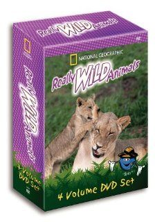 National Geographic's Really Wild Animals Gift Set Movies & TV
