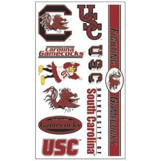 South Carolina Gamecocks Tattoo Sheet  Sports Related Collectibles  Sports & Outdoors