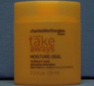 Charles Worthington Results Take Aways Moisture Seal Shampoo 2.5 Oz (3 Pack)  Hair Shampoos  Beauty