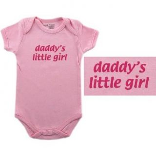 Baby Says Bodysuit   Daddy's Little Girl, 9 12 months Clothing