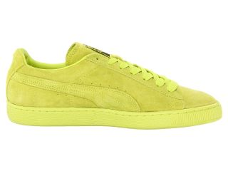 Puma Suede Classic Lime Punch