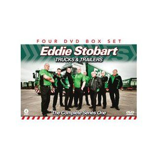 Eddie Stobart   Trucks & Trailers [DVD] Movies & TV