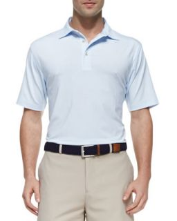 Mens E4 Halford Polo Shirt, White   Peter Millar   White (XL)
