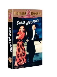 Shall We Dance [VHS] Fred Astaire, Ginger Rogers, Edward Everett Horton, Eric Blore, Jerome Cowan, Ketti Gallian, William Brisbane, Harriet Hoctor, Norman Ainsley, Ben Alexander, Sherwood Bailey, Matthew Boulton, Mark Sandrich, Allan Scott, Anne Morrison