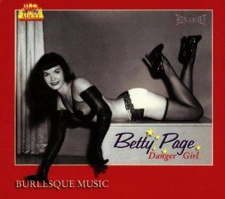 Betty Page Danger Girl Musik
