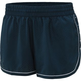 UNDER ARMOUR Womens Great Escape II Perforated Running Shorts   Size Small,