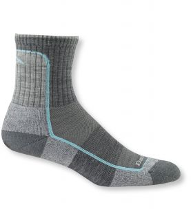 Womens Darn Tough Cushion Socks, Micro Crew Light