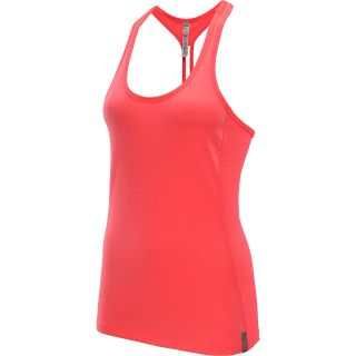 UNDER ARMOUR Womens Fly By Stretch Mesh Tank Top   Size XS/Extra Small, Neo
