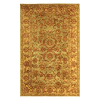Safavieh Golden Jaipur Patina Green/Rust Rug