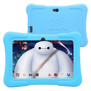 Tablet Express Dragon Touch 7 Android Kids Tablet   Blue   17227278