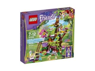 LEGO Friends Jungle Tree Sanctuary #41059