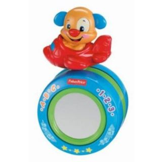 Fisher Price Laugh & Learn Puppy's Crawl Along Ball