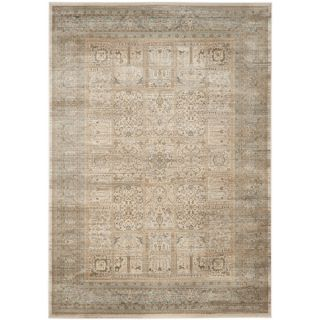 Safavieh Vintage Ivory/ Light Blue Rug (4 x 57)