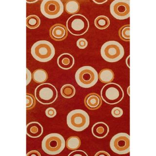 Duracord Outdoor Rugs Sawgrass Mills Cristal Red Rug