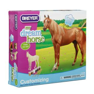 Breyer Horses Customizing Thoroughbred Play Set
