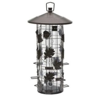 Perky Pet Squirrel Be Gone Triple Tube Bird Feeder 337