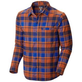 Mountain Hardwear Stretchstone Flannel Shirt (For Men) 7418U