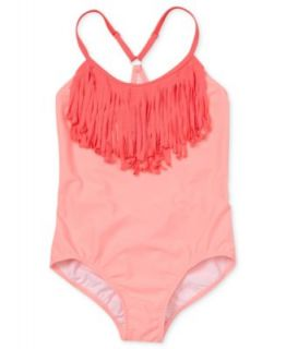 Roxy Kids Swimsuit, Girls Tiki One Piece   Kids