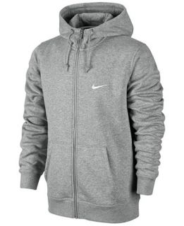 Nike Mens Classic Fleece Full Zip Hoodie   Hoodies & Sweatshirts