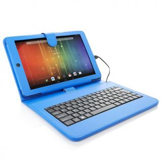"Eviant 10.1"" HD IPS Quad Core 16GB Tablet with Keyboard Case, Apps, Services an   7903528"