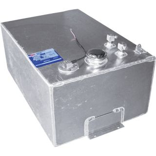 RDS General-Purpose Marine Fuel Tank — 18-Gallon, Rectangle with Electric Sending Unit, Model# 62533  Transfer Tanks