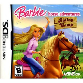 Barbie Horse Adventures Riding Camp   NDS
