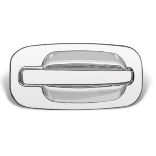 2001 2005 Mercedes Benz C320 Door Handle Cover   APA/URO Parts, Plastic, Chrome, Center and surround