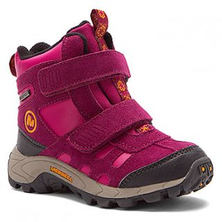 Merrell Moab Polar Mid Strap Waterproof Kids  Girls'   Purple Potion