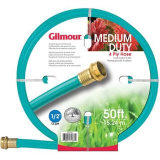 Gilmour 15 12050 1/2 in X 50' 4 Ply Medium Duty Garden Hose