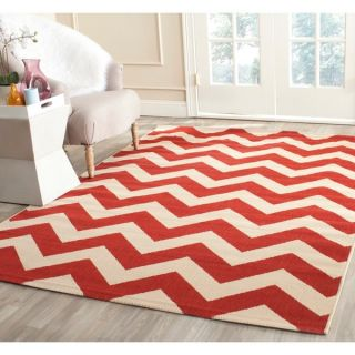 Safavieh Indoor/ Outdoor Courtyard Red Rug (4 Square)