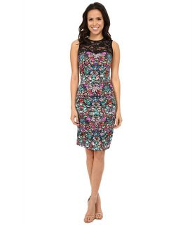 Nicole Miller Luxuriant and Lace Party Dress