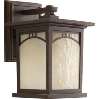 Progress Lighting Residence Collection 1 Light Antique Bronze Outdoor Wall Lantern P6052 20