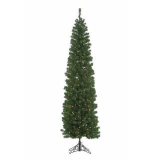 Kurt Adler 7 foot Pre lit Winchester Pine Pencil Tree