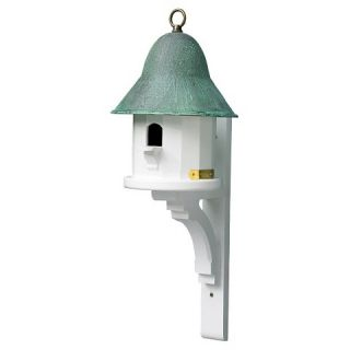 Lazy Hill Farm Designs Copper Top Bird House