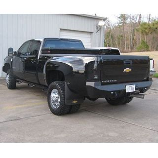 Road Armor Stealth Base Rear Bumper 2008 2010 Chevy 1500