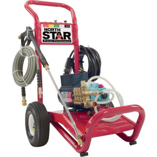 NorthStar Electric Cold Water Pressure Washer — 3000 PSI, 2.5 GPM, 230 Volt  Electric Cold Water Pressure Washers