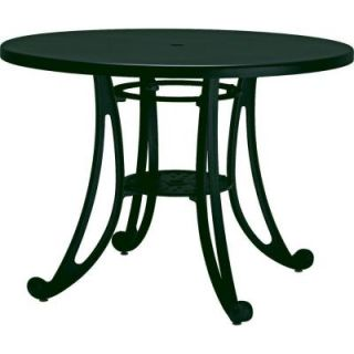 Tradewinds Terrace Hunter 42 in. Round Commercial Patio Table HD C73H2AM H