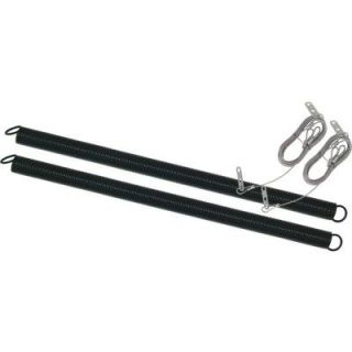 IDEAL Security 140 lb. Garage Door Springs with Safety Cables (2 Pack) SK7155P2
