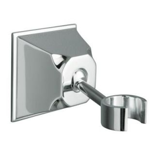 KOHLER Memoirs Adjustable Wall Mount Bracket in Polished Chrome K 422 CP