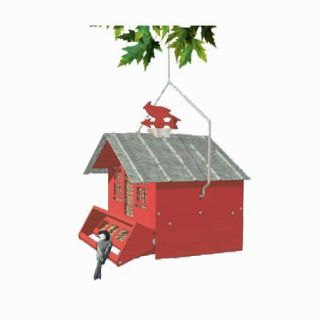 Perky Pet  Squirrel Be Gone II Country Style Wild Bird Feeder