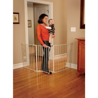 Regalo Extra Wide Flexi Safety Gate   16690922