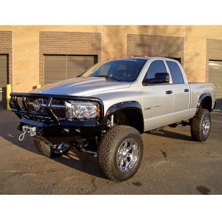 Road Armor Stealth Base Front Bumper With Titan II Guard 2003 2005 Dodge 2500/3500