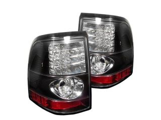 Spyder Auto Ford Explorer 4Dr (Except Sport Trac) 02 05 / Mercury Mountaineer 02 05 LED Tail Lights   Black ALT YD FEXP02 LED BK