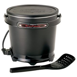 GranPappy Deep Fryer, Electric Model# 05411