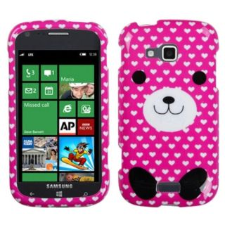 INSTEN Dog Love Candy Skin Phone Case Cover for Samsung ATIV Odyssey