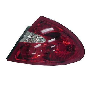 Pilot Passenger Tail Lamp Assembly 11 6135 00