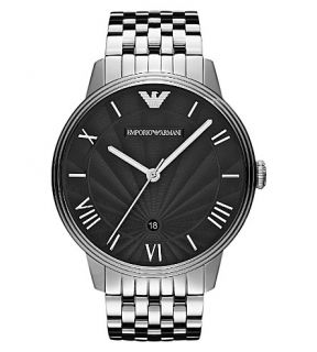 EMPORIO ARMANI   AR1614 stainless steel watch
