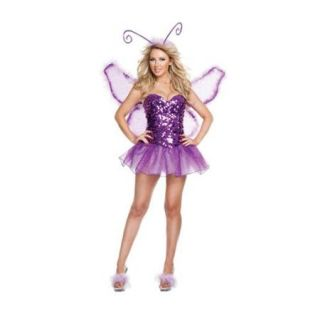 Adult Signature Butterfly Costume Starline S2009, Extra Large,Large,Medium,Small