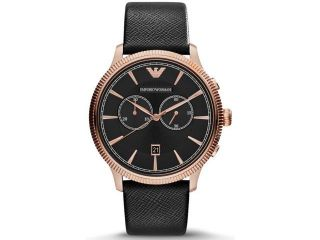 Emporio Armani Classic Leather Mens Watch AR1792